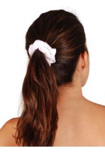 Acessório de cabelo BRANCO